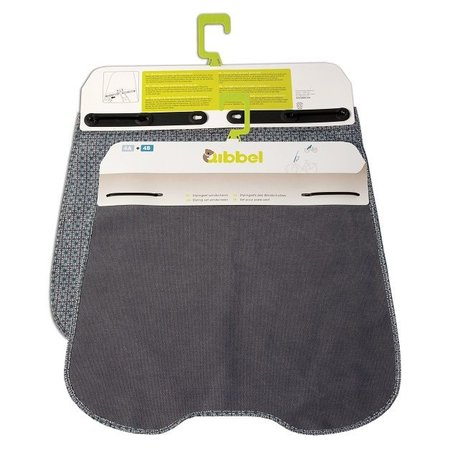 Qibbel Stylingset Luxe Windscherm Canvas Elements Grey