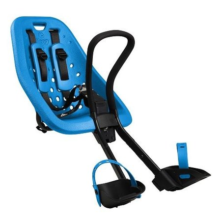 Yepp Mini Blue - fietsstoeltje vóór