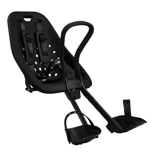 Wonderbaarlijk Yepp Mini Black - Fietsstoeltje.com LH-25