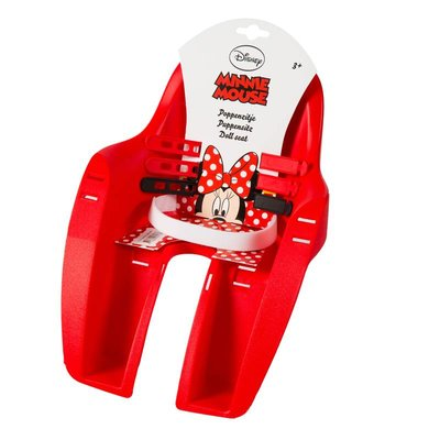 Widek Poppenzitje Minnie Mouse Rood