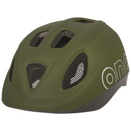 Bobike Kinderhelm ONE Olive Green s