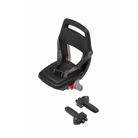 Qibbel 6+ Junior seat Zwart