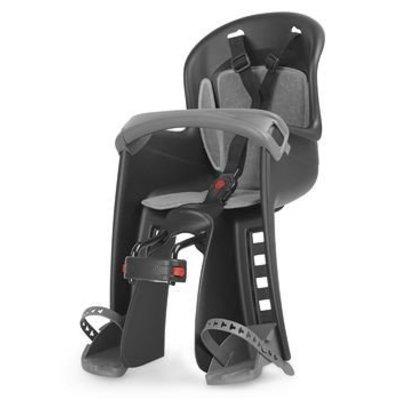 Polisport Bilby Junior Mini zwart/grijs met windscherm