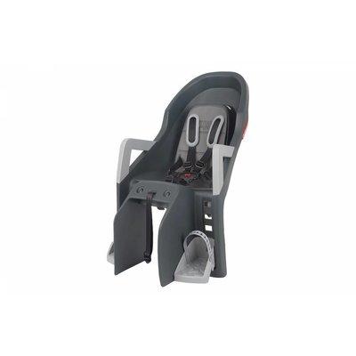 Polisport Guppy Maxi CFS drager zwart/grijs