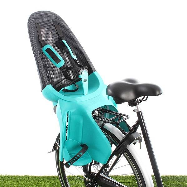 Nieuw: Qibbel Air – het lichtste fietsstoeltje van Nederland