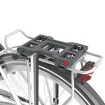 Hoe een fietsstoeltje op de fiets te monteren?