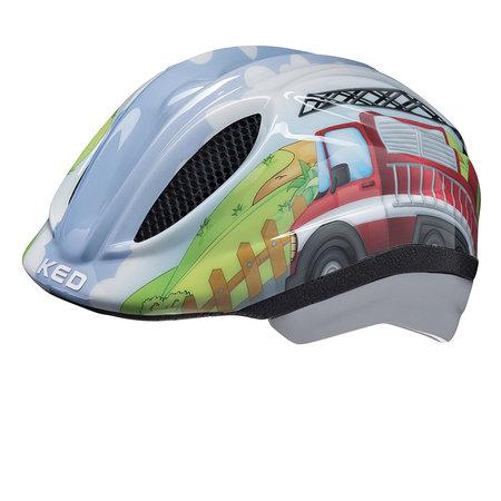 KED Kinderhelm Meggy Trend Brandweerwagen XS