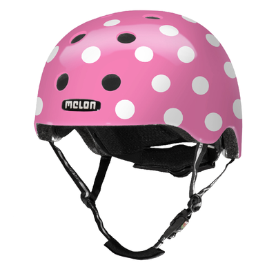 Melon Kinderhelm Dotty Pink XXS-S