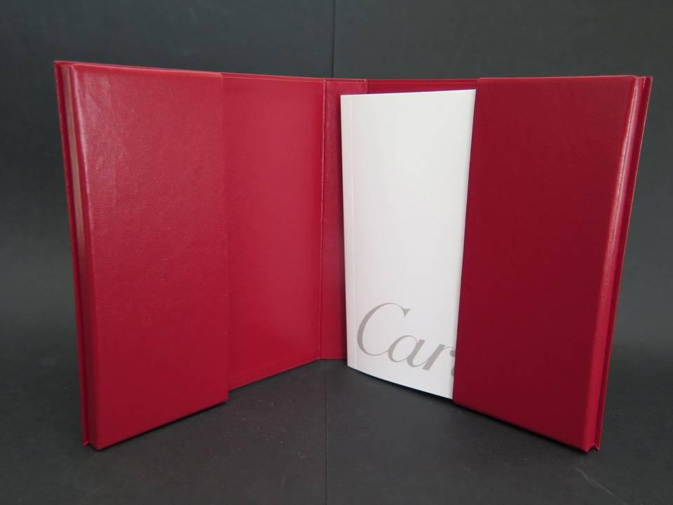 Cartier Cartier Booklet
