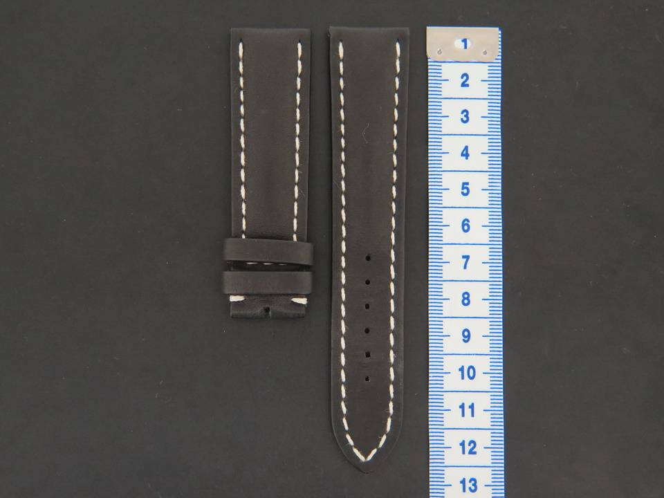 Breitling Breitling Calfskin Leather Strap 22 MM  New