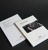 IWC IWC Aquatimer Chronograph Galapagos Booklet 2011