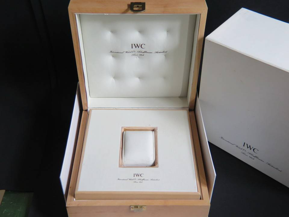 IWC IWC Big Pilot Box