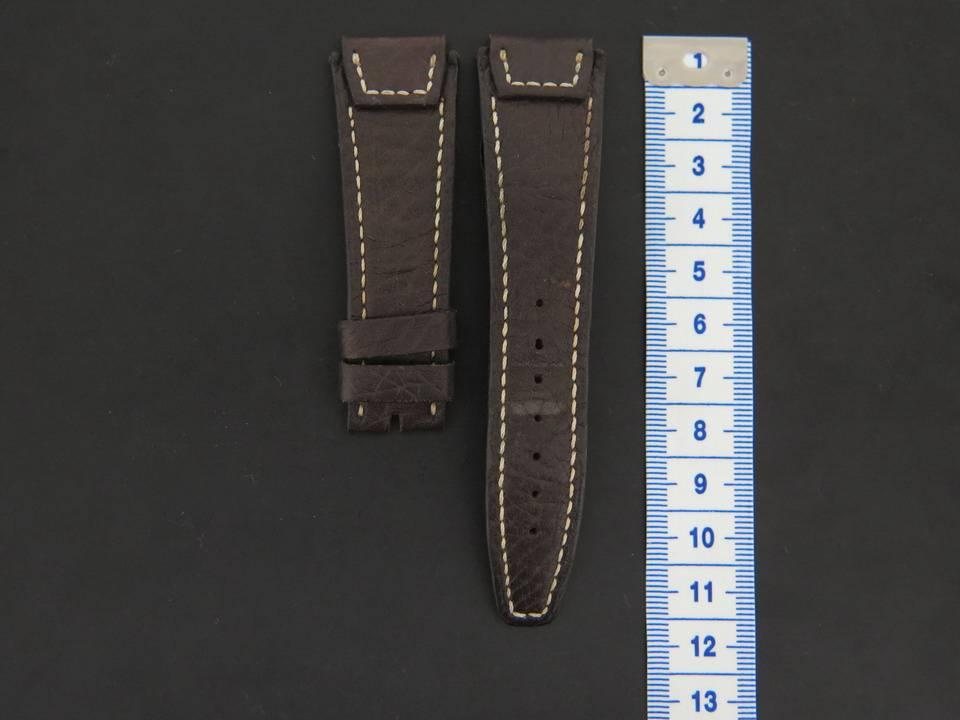 IWC IWC Calfskin Leather Strap 20 mm