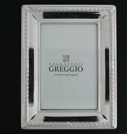 Greggio zilveren fotolijst