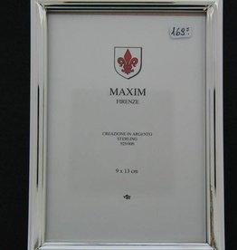 Maxim Zilveren Fotolijst