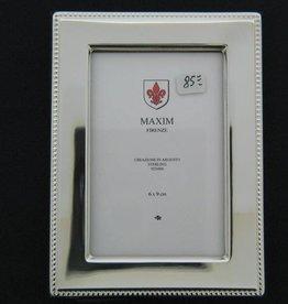 Maxim Zilveren Fotolijst.