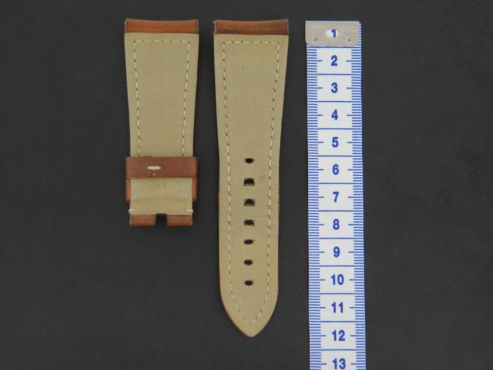 Panerai Panerai Calfskin Leather Strap 26 MM