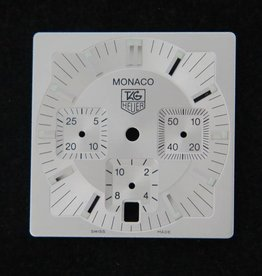 Other Brands Tag Heuer Monaco White Dial