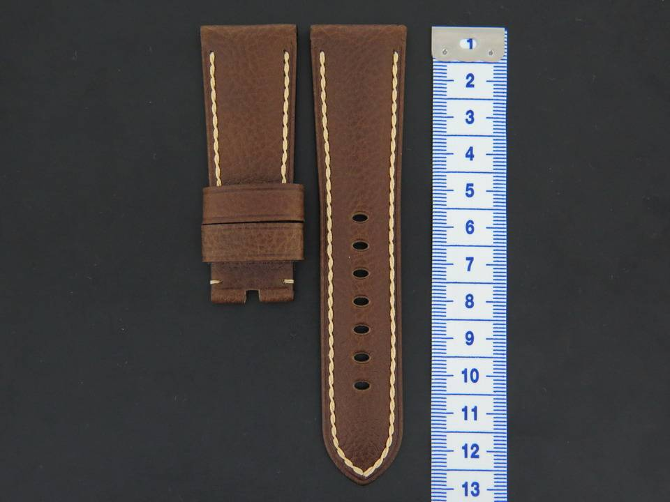 Panerai Panerai Calfskin Leather Strap 26 MM NEW