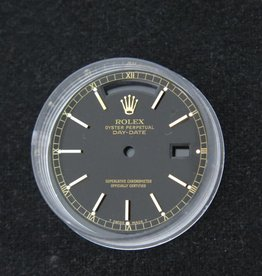 Rolex  Day-Date Dial Black 18038, 18238