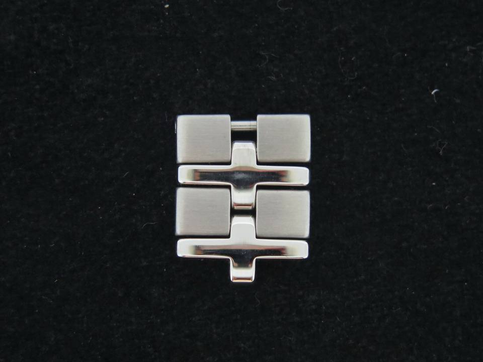 Raymond Weil Raymond Weil 2X Parsifal Link Steel 15mm