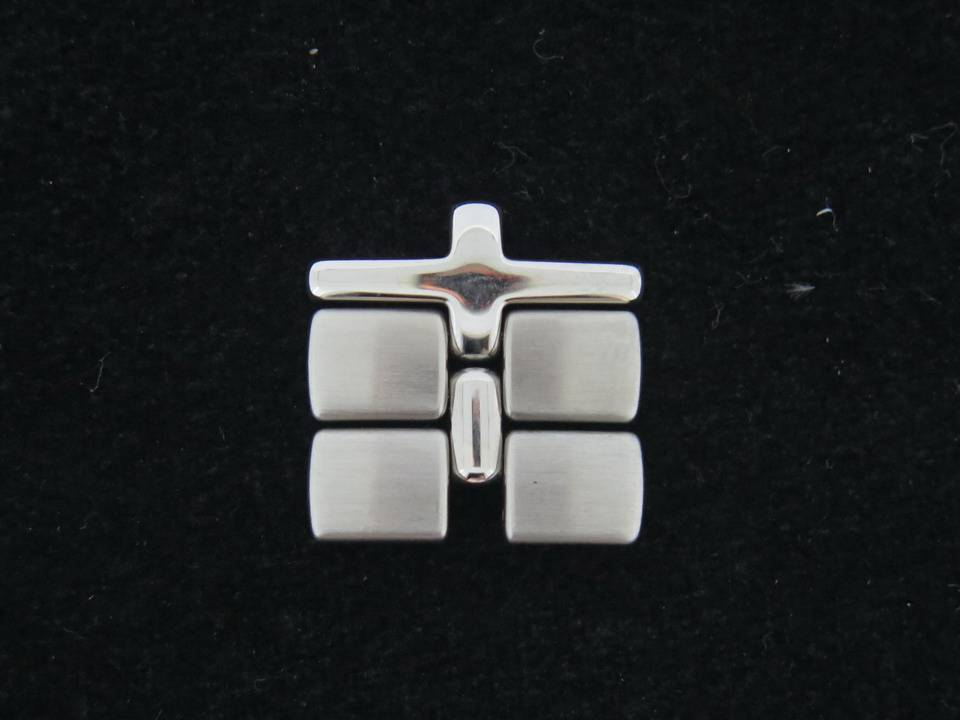 Raymond Weil Raymond Weil 2X Parsifal Link Steel 19mm