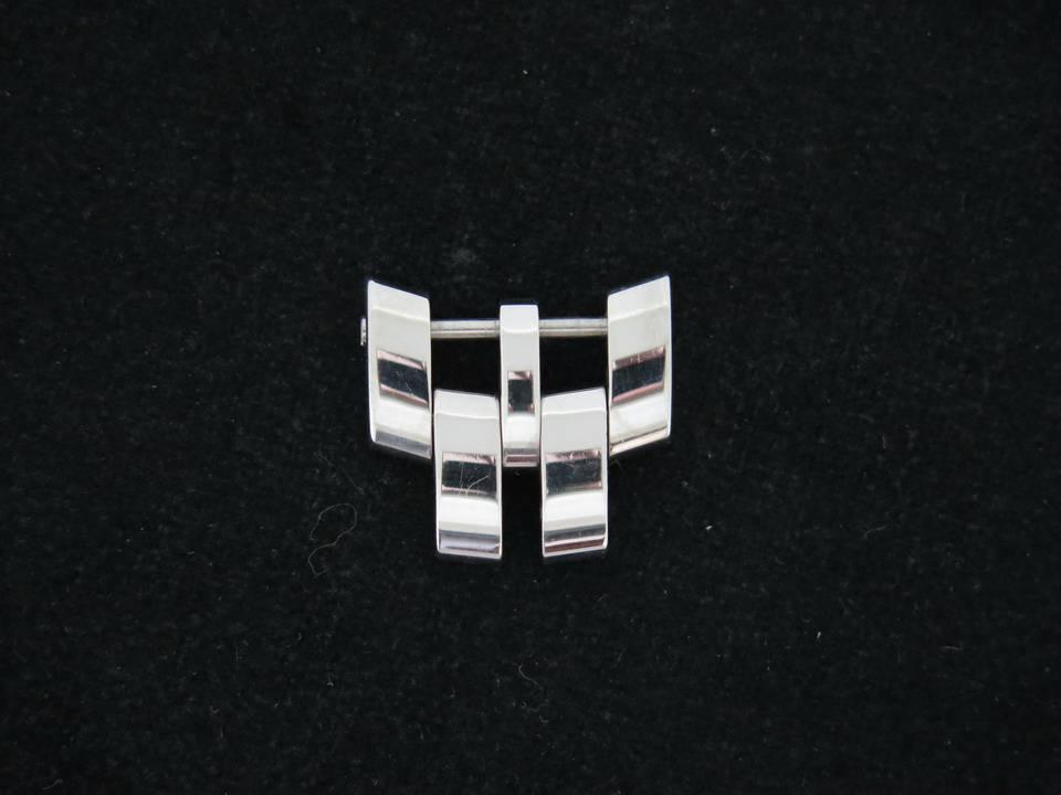 Baume & Mercier Baume & Mercier Capeland Link Steel 20mm