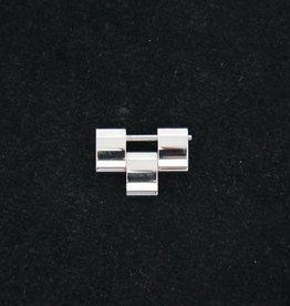 Baume & Mercier Hampton Link Steel 15mm