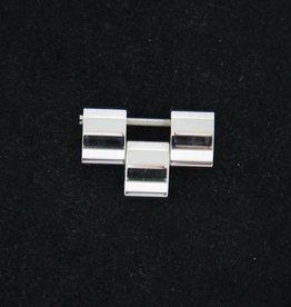 Baume & Mercier Hampton Link Steel 21mm