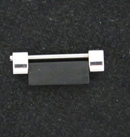 Baume & Mercier Catwalk Link Steel/Rubber 24mm