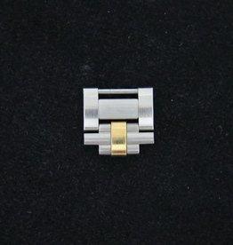 Baume & Mercier Malibu Link Steel/Gold 14mm