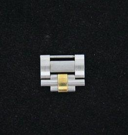 Baume & Mercier Malibu Link Steel/Gold 16mm