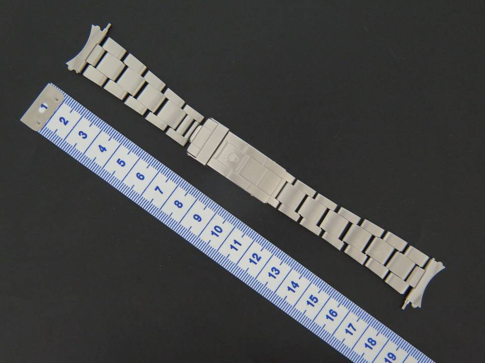 Rolex  Rolex Bracelet Oyster ref. 93150 + 501B endlinks