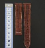 Omega Omega Calfskin Leather Strap 20 MM