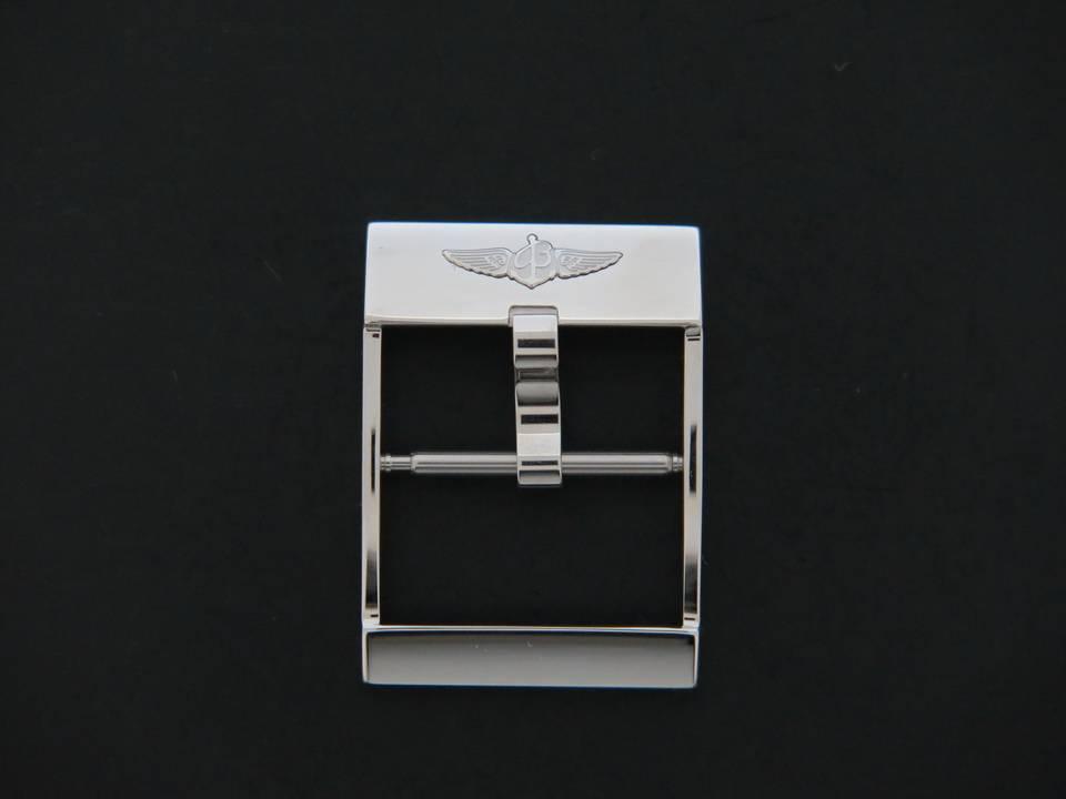 Breitling Breitling Buckle Steel 20 mm NEW