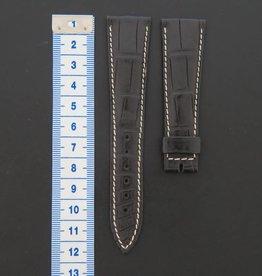 Breguet Crocodile Leather Strap 21 mm New