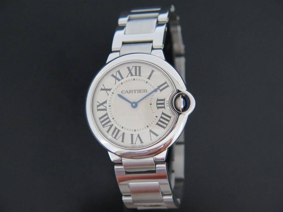 Cartier Cartier Ballon Bleu 36mm 3005