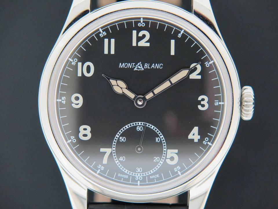 Montblanc Montblanc 1858 Manual Small Second Limited Edition - 858 pieces 113860