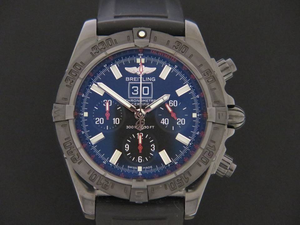 Breitling Breitling Blackbird Blacksteel Limited Edition of 2000 pieces A44359