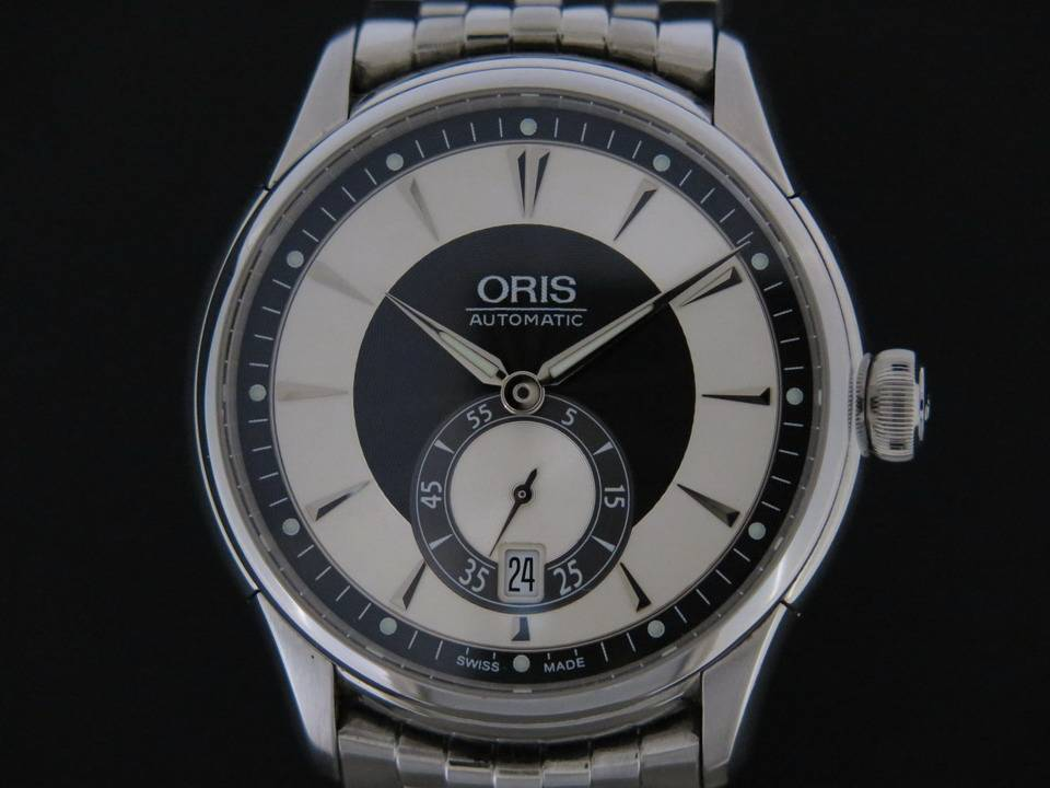 Oris Oris Atelier Small Second 7582