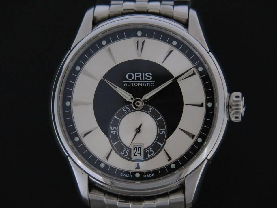 Oris Oris Atelier Small Second 7582