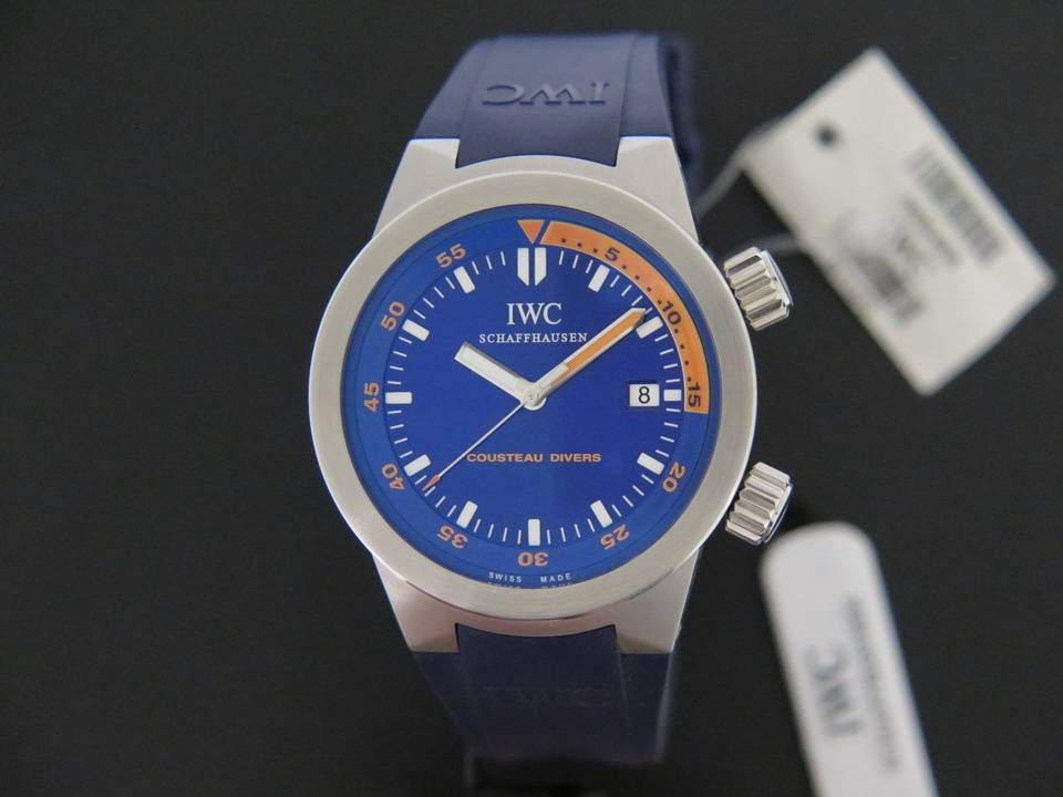 IWC IWC Aquatimer Cousteau Divers Automatic IW354806