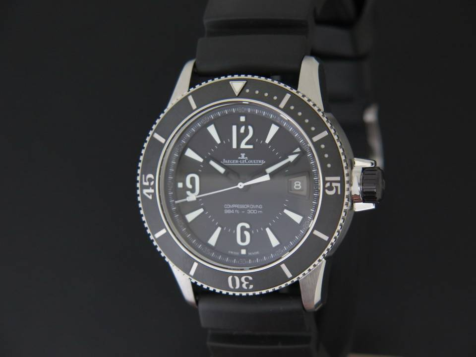 Jaeger-LeCoultre Jaeger-LeCoultre Master Compressor Navy Seals Limited  Edition 162 8 37