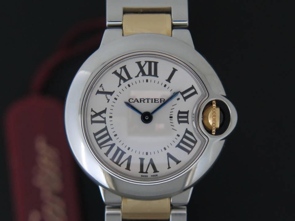 Cartier Cartier Ballon Bleu W69007Z3