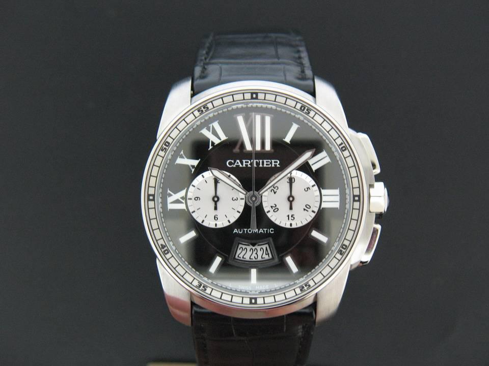 Cartier Cartier Calibre de Cartier Chronograph W7100060