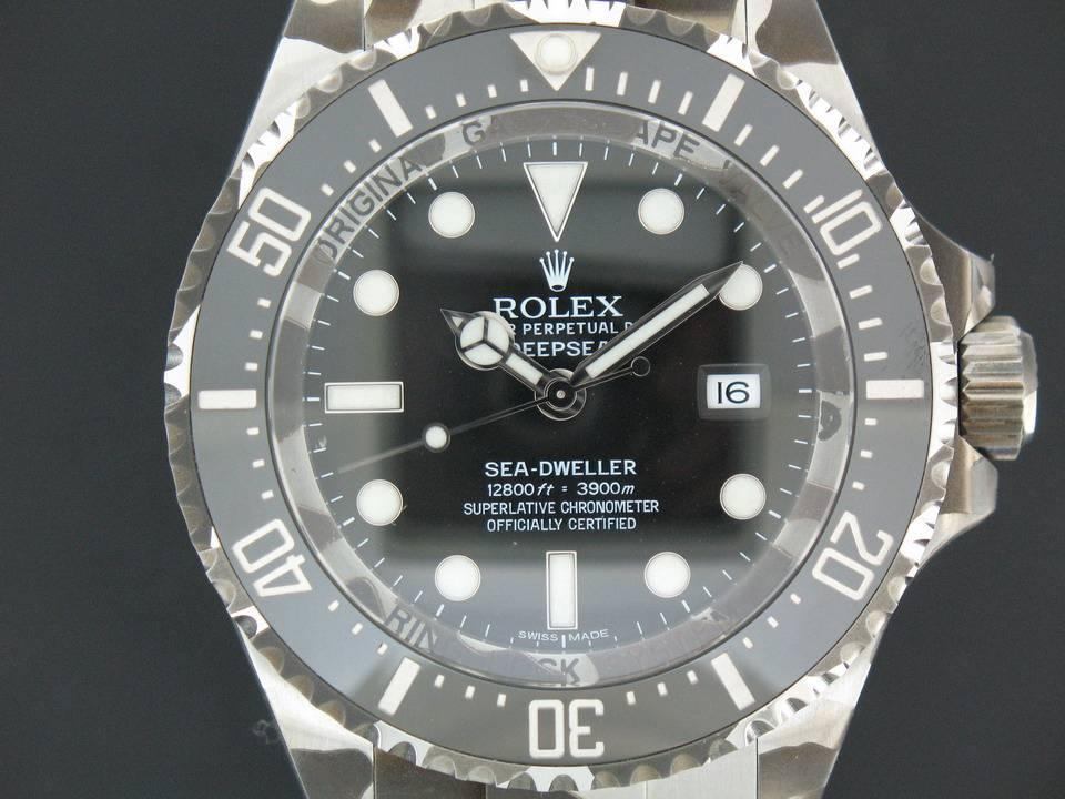 Rolex  Rolex Camouflage Oyster Perpetual Deepsea Sea-dweller 116660