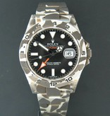 Rolex  Rolex Camouflage Oyster Perpetual Explorer II 216570