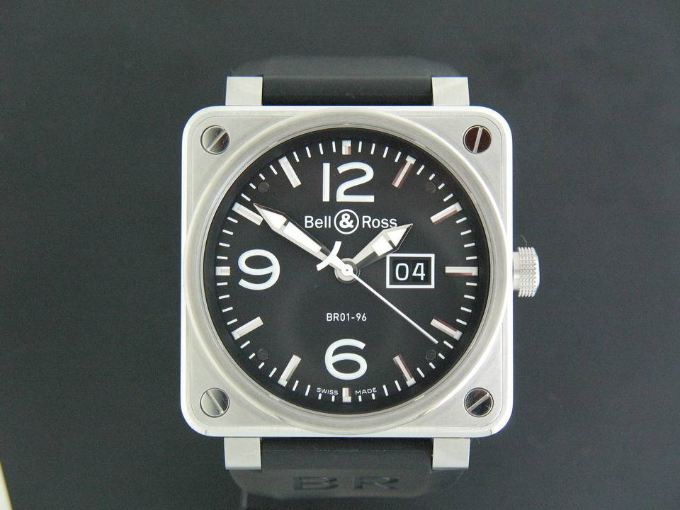 Bell & Ross Aviation Big Date BR01-96