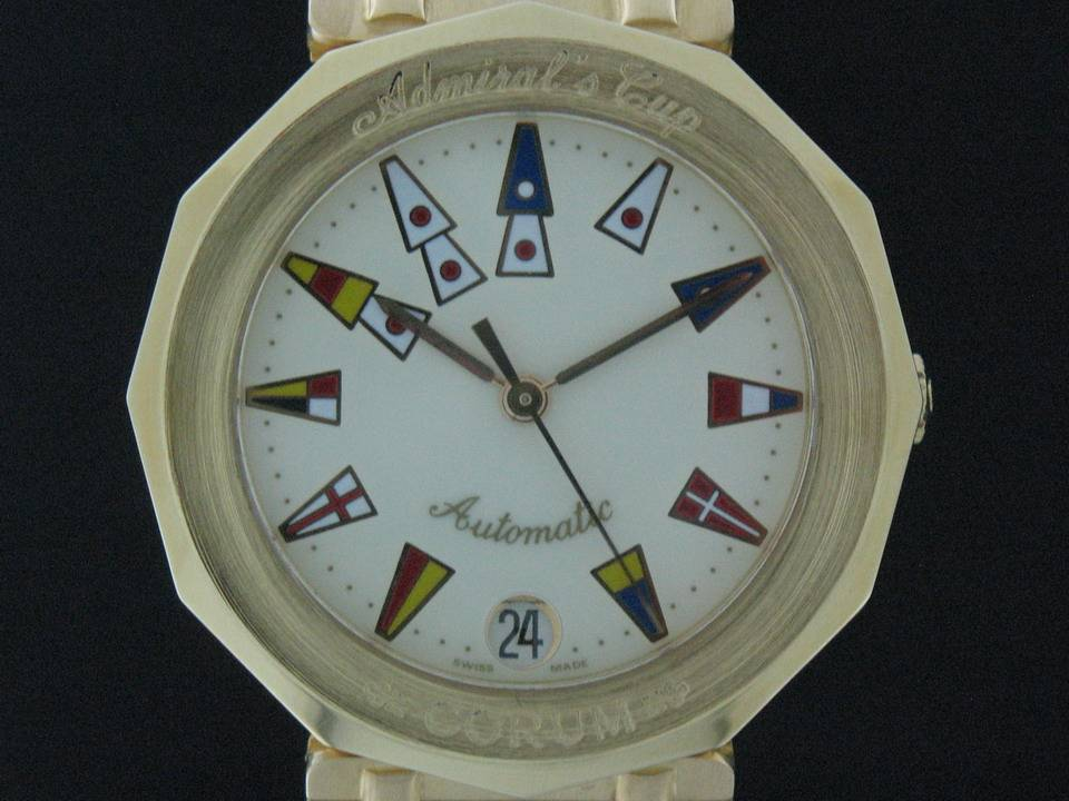 Corum Admiral's Cup Automatic -