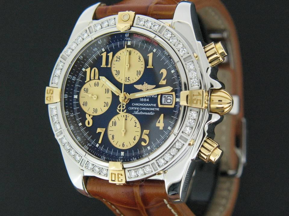 info for 44111 4155c Breitling Breitling Chronomat Evolution B13356